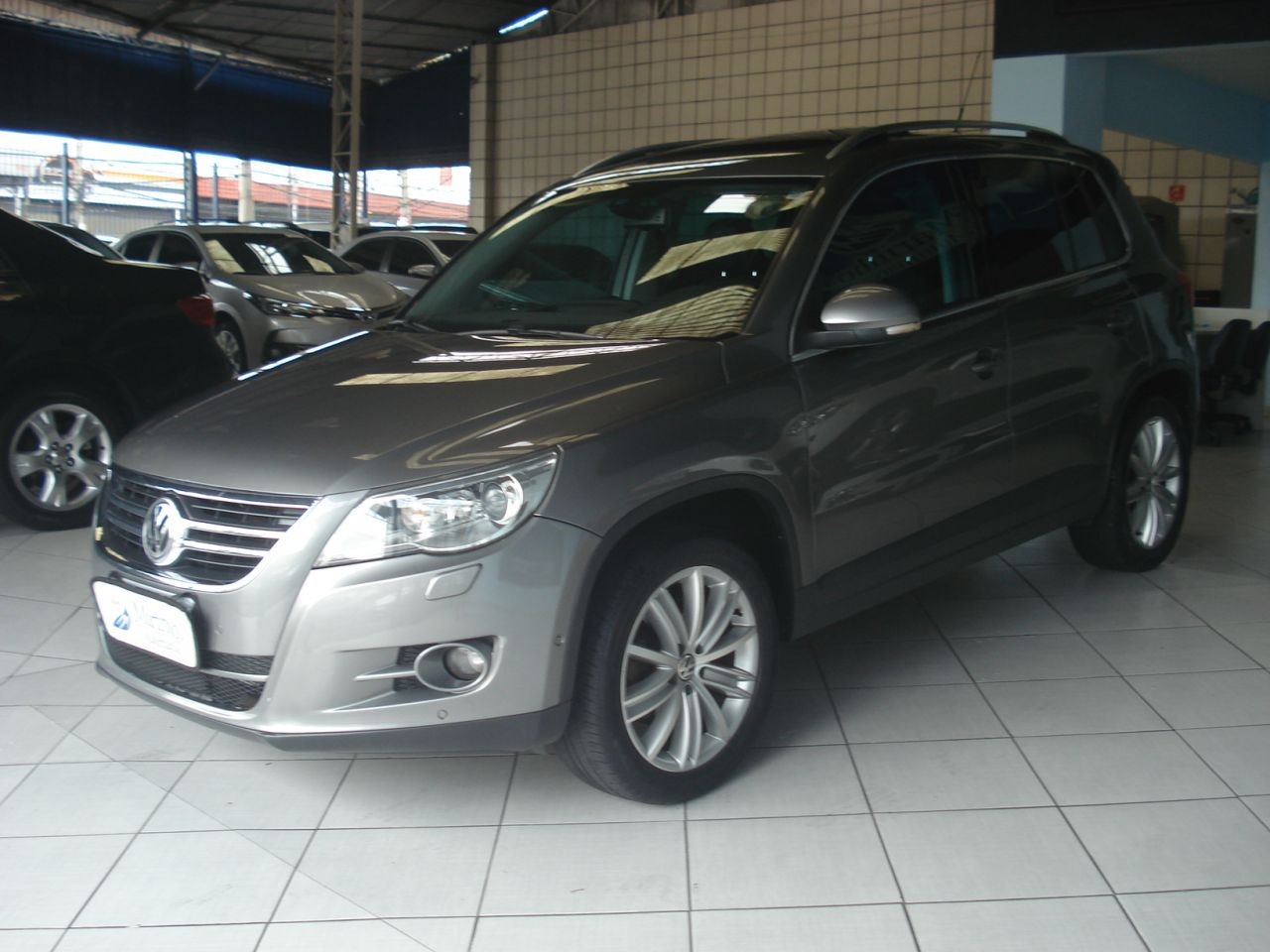 VW TIGUAN 2.0 TSI 16V TURBO GASOLINA 4P TIPTRONIC